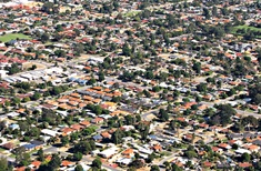 Australian cities among the largest and least densely settled in the world