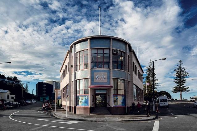 Napier's art-deco architecture.