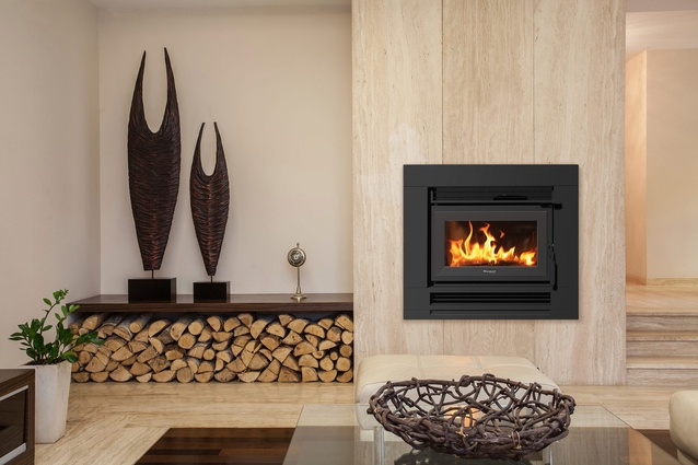 "<a href=""http://www.masportheating.co.nz/products-1/i5000-cast-iron-inbuilt-fireplace"" target=""_blank""><u>Masport's 'I5000' inbuilt convection fireplace</u></a> efficiently heats areas up to 120m² in size."