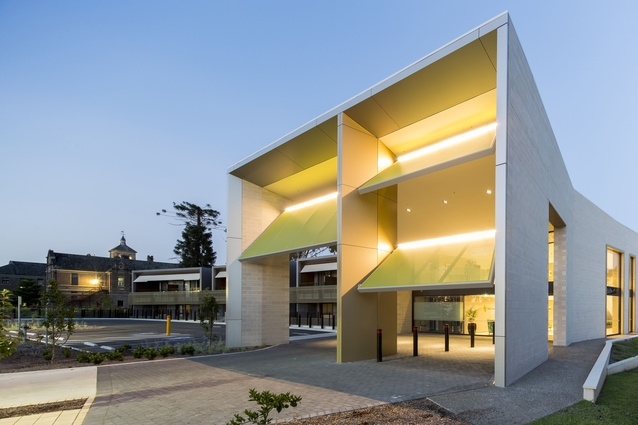 Paling Court Residential Aged Care Facility by Jackson Teece.