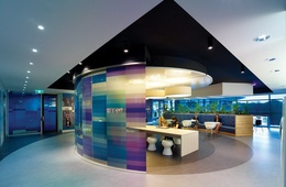 Cochlear headquarters, interiors by Geyer