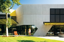 Refined bones: Bendigo Library Redevelopment