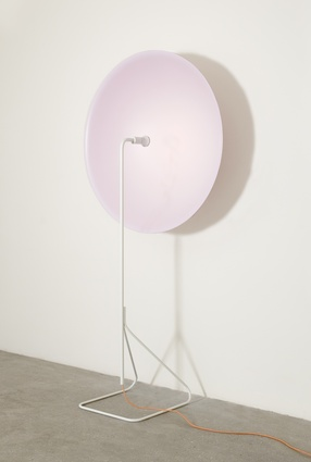 Parabola, floor lamp (2009).