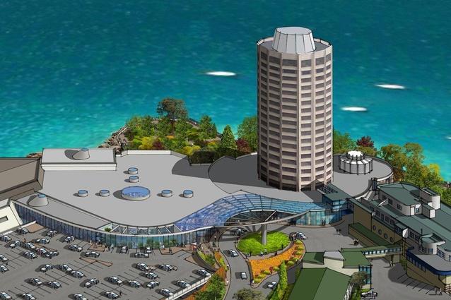 roy grounds 39 hobart casino slated for 70m refurb. Black Bedroom Furniture Sets. Home Design Ideas