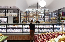2014 Eat Drink Design Awards: Best Retail Design winner