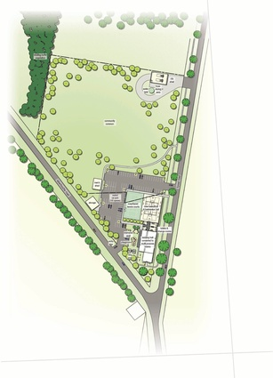 Proposed Labertouche and District Community Centre.