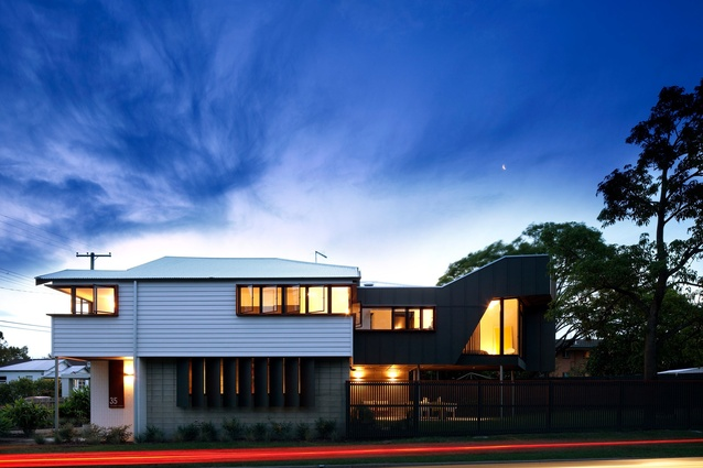 NA House Fairfield by Reddog Architects.