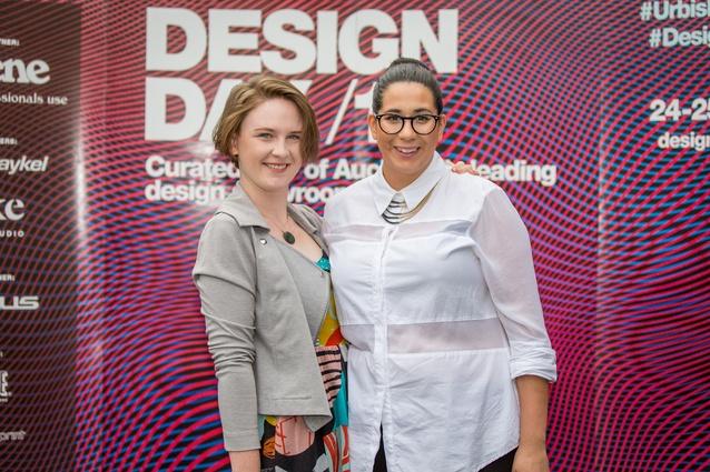 Madeleine Smith and Rachel Jury (White Studios).