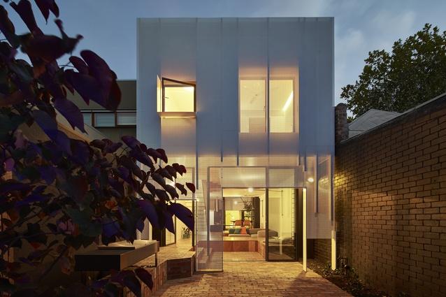 The Toy Management House by Austin Maynard Architects.