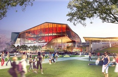 Sydney's new Convention, Exhibition and Entertainment Precinct
