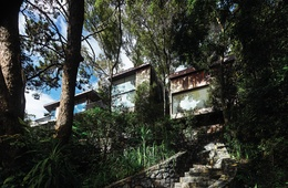 Light and shade: House in Noosa
