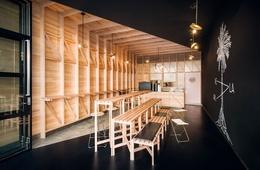 2015 Eat Drink Design Awards: Best Cafe Design winner