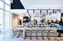 Dual dining: Tetsujin