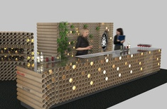 National Awards bar design competition