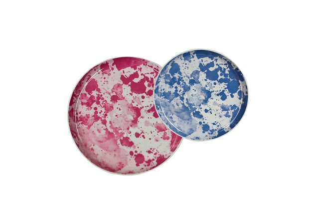 Watercolour Plates by Bonnie & Neil | from $55 each.