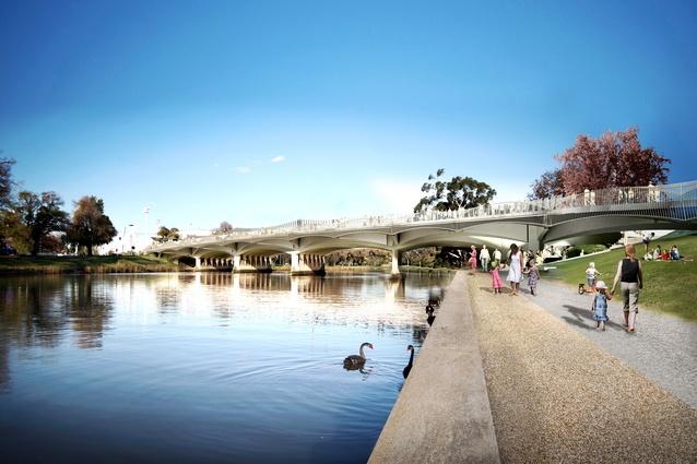 Swan Street Bridge Revamp