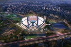 Zaha Hadid Architects' fresh bid to win back Tokyo stadium