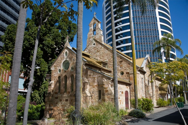 All Saints&#39; Church, Wickham Tce.
