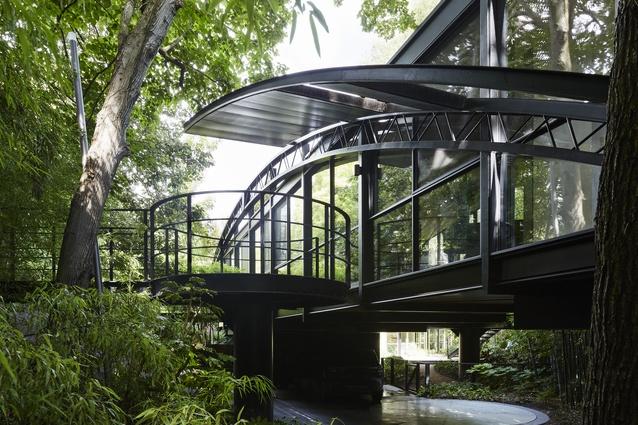 Bridging Boyd by Jolson Architecture Interiors Landscape.