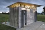 Hobsonville toilet block gets a revamp