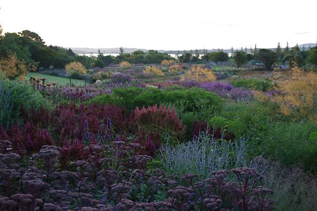 A private garden in West Cork, Ireland, by Piet Oudolf.