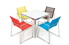 Multi-sling Asta chairs from Cosh Living