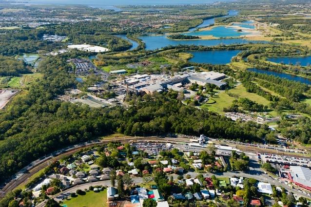 Moreton Bay Region University Precinct (Qld) by Moreton Bay Regional Council.