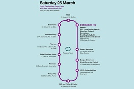 All you need to know about your Urbis Designday: Event Guide, Map & Quick Links