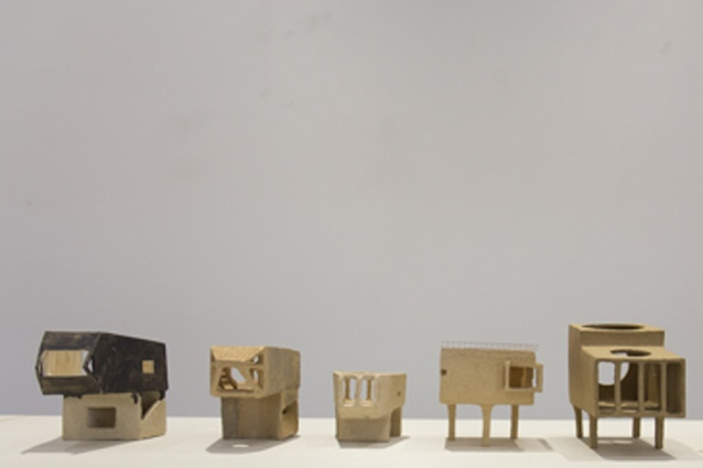 "Artist Isobel Thom creates ""objects to live with"" in her ILK exhibition at Malcolm Smith Gallery, Howick."