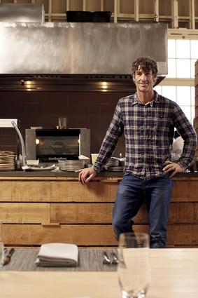 Restaurateur Tony Stewart.