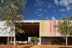Nesting galleries: East Pilbara Arts Centre