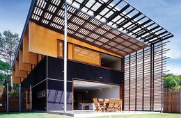 First House: Richard Kirk Architect