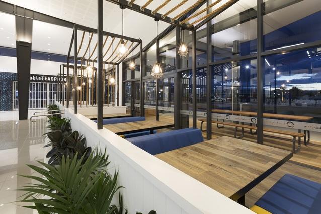 Hospitality & Retail winner: Papamoa Plaza, Mount Maunganui by Ignite Architects.