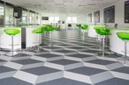 Polyflor's vinyl revamp is hard-wearing and eye-catching