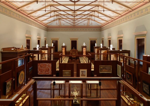 <strong>Heritage:</strong> Museum of Economic Botany Conservation Works by Grieve Gillett.