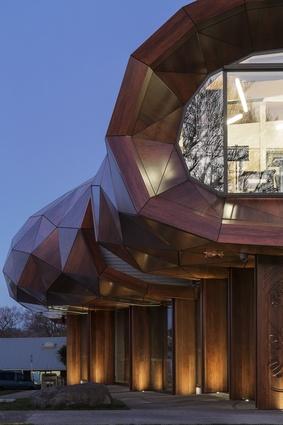 Public Architecture winner: Te Oro, Glen Innes by Archimedia Group.