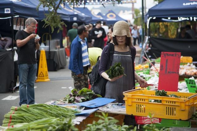 Rotorua night markets are every Thursday night.