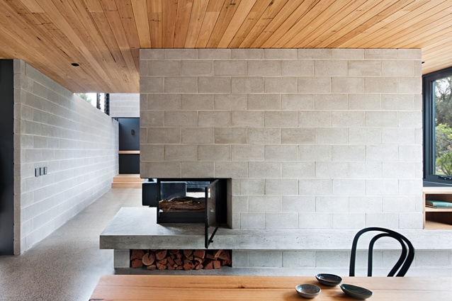 Hide and Seek House by Bower Architecture.