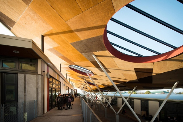 Education Award: Avondale College by Jasmax.