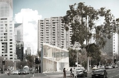 Big ideas for tiny Melbourne triangle site
