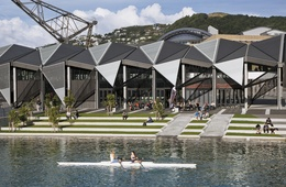 New urban design for Wharewaka Precinct
