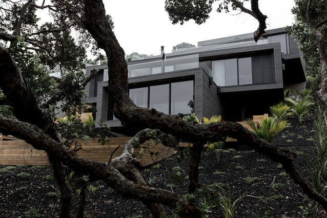 Hahei House, in collaboration with Chris Tate.
