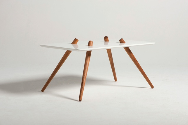 Shortlisted / Student: Holiday Table by Callum Campbell (Central Institute of Technology).