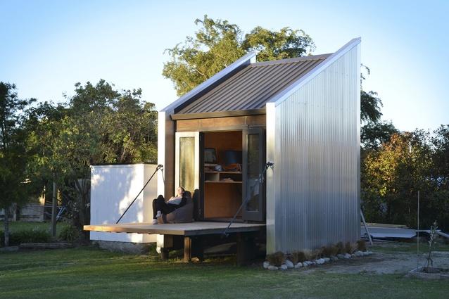 Small Project Architecture Award: Martinborough Artist Studio by Aonui Architecture.