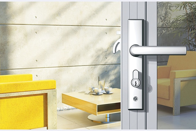 Security Series lock range.