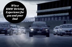 Win a BMW Driving Experience double pass