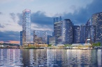 Kerry Hill Architects designs highrise art museum at Elizabeth Quay