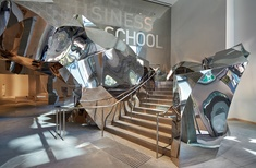 Inside Gehry