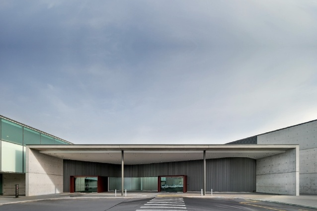 The Regional Terminal at Christchurch Airport by BVN Donovan Hill in association with Jasmax.