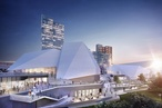New face for Australia's first performing arts centre unveiled